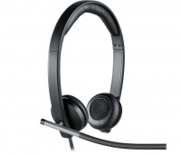 Logitech USB Stereo Headset H650E Photo