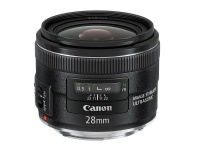 Canon EF 28mm f2.8 IS USM Lens Photo