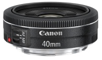 Canon EF 40mm f2.8 STM Pancake Lens Photo