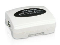 TP-Link USB2.0 Single Port Fast Ethernet Print Server Photo