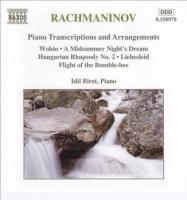 Idil Biret - Rachmaninov: Piano Transcriptions Photo