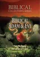 Biblical Collectors - Adam & Eve Photo