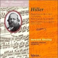 Tasmanian Symphony O - Hiller: Piano Concertos Nos 1 - 3 Romant Photo