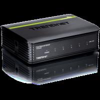 TRENDnet 5-Port 10/100Mbps Switch Photo