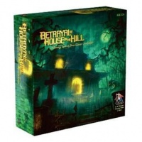 Avalon Hill - Betrayal at House on the Hill: 2nd Ed. Photo