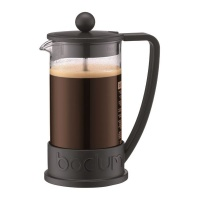 Bodum - Brazil Coffee Press 3-Cup Coffee Maker - Black Photo