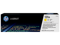 HP 131A Yellow LaserJet Toner Cartridge Photo