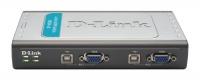 D-Link DKVM-4U 4-Port USB KVM Switch Photo