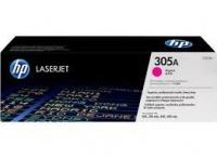 HP 305A Magenta LaserJet Toner Cartridge Photo