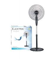 Elektra - 41cm Stand Fan - Black Photo
