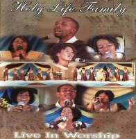 Holy Life Family - Live In Worship Photo