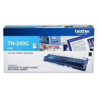 Brother TN-240C Cyan Laser Toner Cartridge Photo