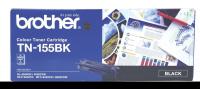 Brother TN-155BK Black Laser Toner Cartridge Photo