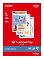 Canon HR-101N Business Use A4 High Resolution Paper Photo