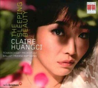Claire Huangci - Tchaikovsky: Sleeping Beauty Photo