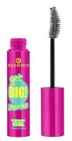 essence Get BIG! Lashes Volume Curl Mascara - Black Photo