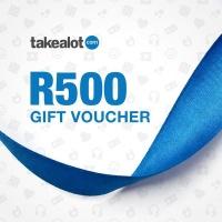 TAKEALOT Gift Voucher - R500 Photo