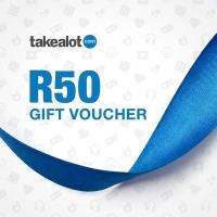 TAKEALOT Gift Voucher - R50 Photo