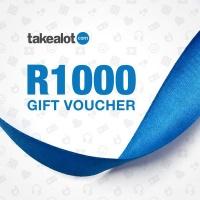 TAKEALOT Gift Voucher - R1 000 Photo