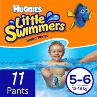 Huggies - Little Swimmers Medium 11 - Size 5-6 Photo