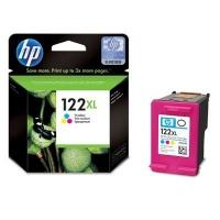 HP 122XL Tri-color Ink Cart Deskjet AIO 1050 - 205 Photo