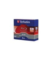 Verbatim Blu-ray BD-RE SL 25GB - 5 Pack Jewel Case Photo
