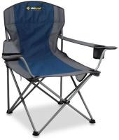 OZtrail - Deluxe Jumbo Armchair - Blue Photo