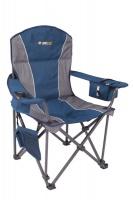 OZtrail - Titan Armchair - Blue Photo