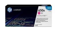 HP 650A Magenta LaserJet Toner Cartridge Photo