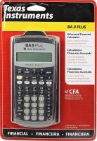 Texas Instruments BA 2 Plus Financial Calculator Photo