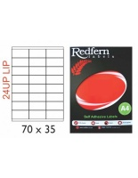 Redfern Labels - L24UPLIP Photo