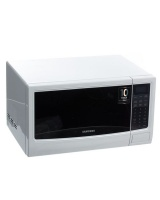 Samsung - 1000W Microwave Oven - White Photo