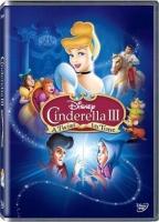 Disney Cinderella 3 A Twist in Time Special Edition Photo