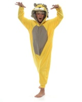 aFreaka - Kids Lion Onesie in Yellow & Beige Photo