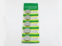 100 x Lithium Batteries- CR2032 - Photo