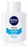 Nivea Men Sensitive Cooling After Shave Balm - 100ml Photo