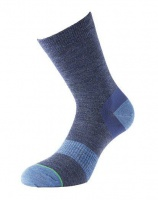 1000 Mile Mens Approach Sock - Navy Photo