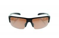 Adidas A421 Kumacross Halfrim Sunglasses - Black Photo