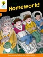 Oxford Reading Tree: Level 6: More Stories B: Homework! Photo
