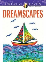 Creative Haven Dreamscapes Coloring Book Photo