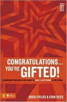 Congratulations ... You're Gifted!: Discovering Your God-Given Shape to Make a Difference in the World Photo