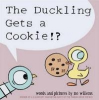 Duckling Gets a Cookie!? Photo