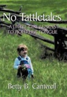 No Tattletales: A Little Girl Learns to Hold Her Tongue Photo