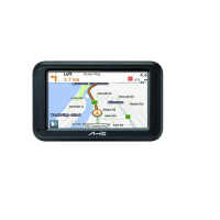 Mio 300 Classic Lite Vehicle GPS Device Cellphone Cellphone Photo