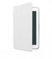 Lenovo A1000 Folio Case And Film - White Photo