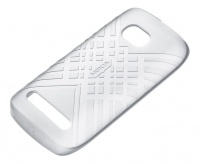 Nokia Soft Cover Lumia 710 - White Cellphone Cellphone Photo