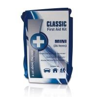 First Aid Classic Mini Kit - 26 Items Photo