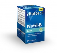 Vitaforce Nutri-B Calm Tablets - 30's Photo