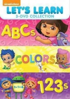 Let's Learn:1 2 3s Abcs Colors - Photo