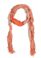 The Earth Collection Two-Layer Rustic Scarf -Chorus Photo